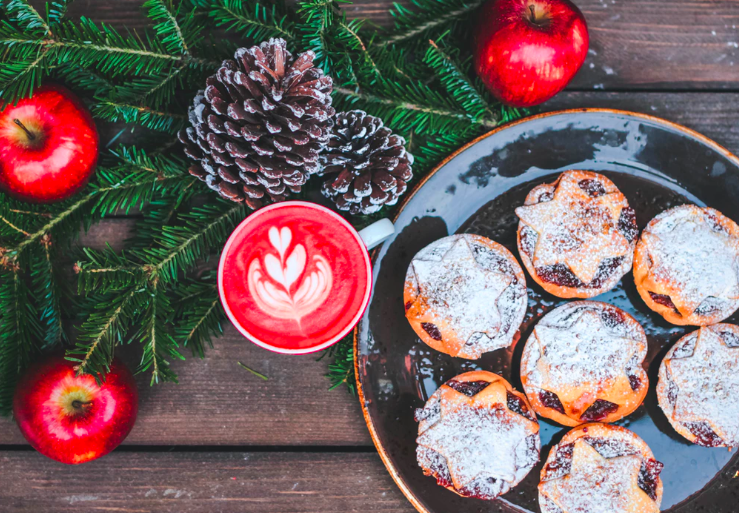 How to be healthy without obsessing this Christmas