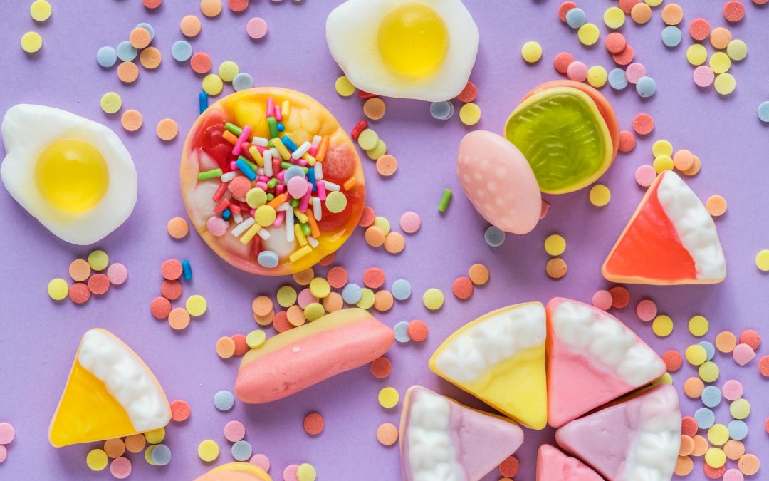 Why you don't need to stop eating sugar to improve your health