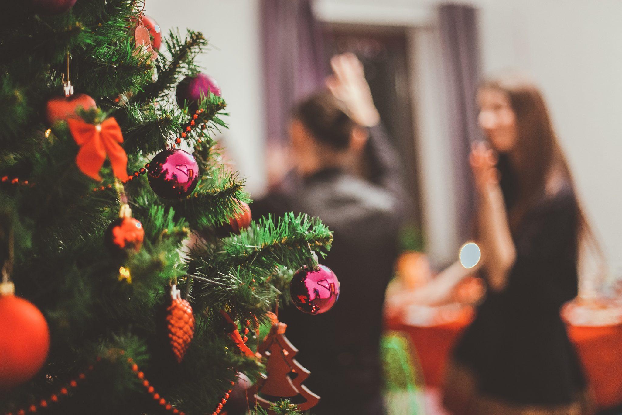 Christmas Parties Navigating Diet Talk