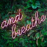 And Breathe Sign | Nude Nutrition