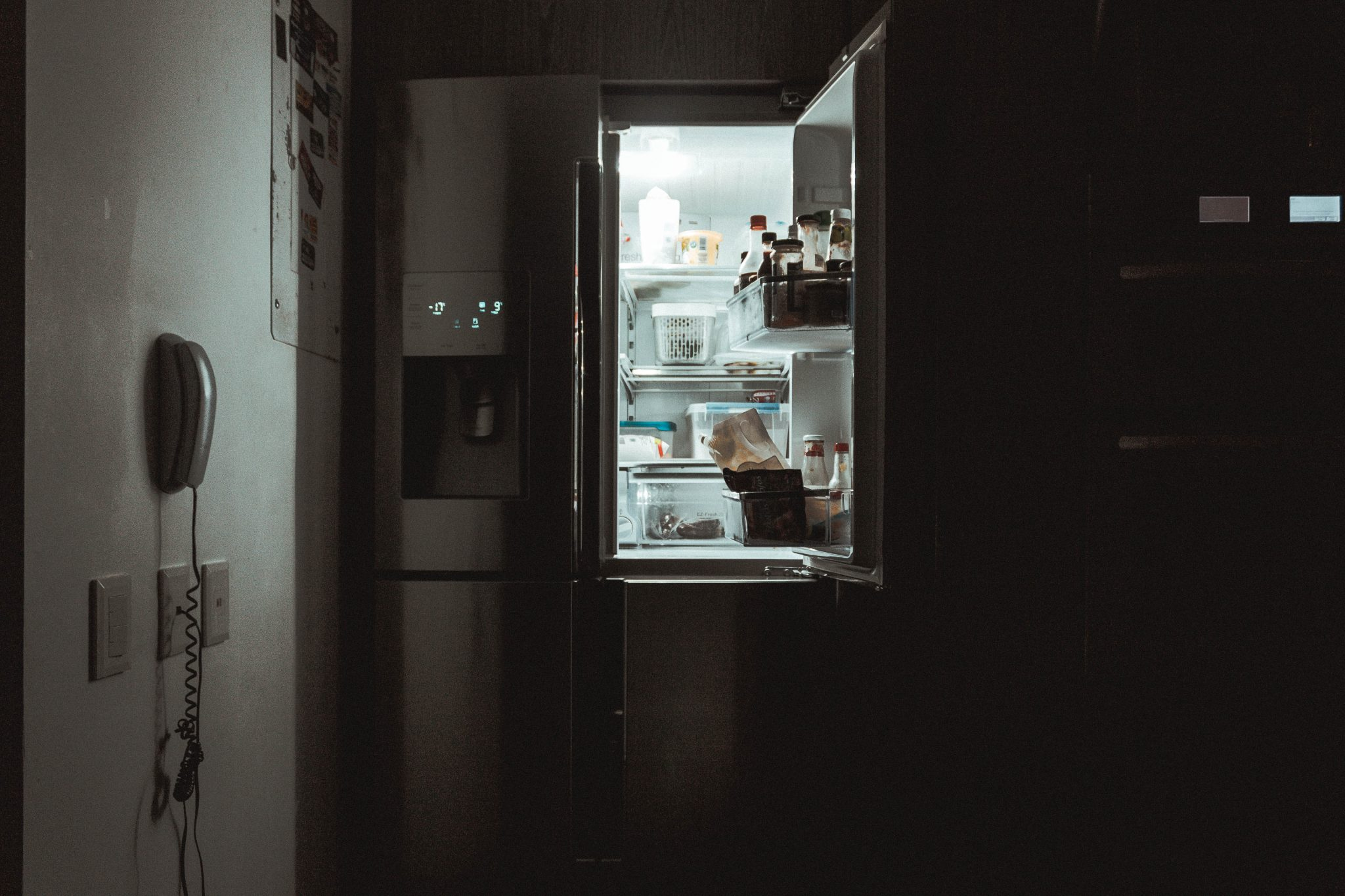 Night Time Fridge