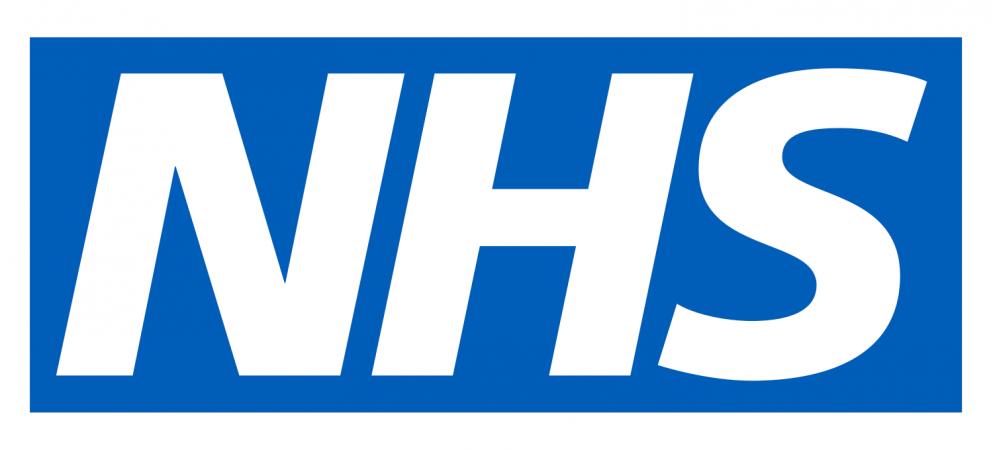 NHS Logo Blue